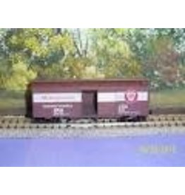 Micro Trains Line #20066 N Scale Pennsylvania 40' Standard Box Car w/Single Door