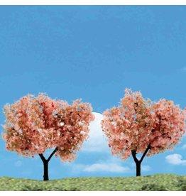 "WOO #TR3593, Woodland Scenics Flowering Trees 2""-3"" (4)"