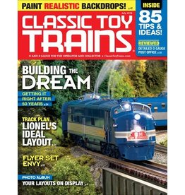 Kalmach Publishing Classic Toy Trains - July 2018