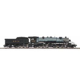 MTH - Premier MTH Premier 20-3360-1E Erie Triplex Steam Engine w/Proto-sound 2.0 USED Engine ONLY