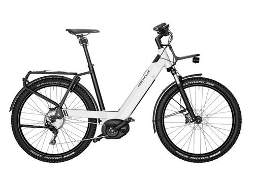Riese & Müller Electric Bikes Nevo GX Touring HS (2019)