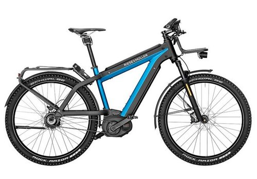 Riese & Müller Electric Bikes Supercharger GX Rohloff HS