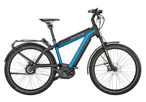 Riese & Müller Electric Bikes Supercharger GT Vario HS