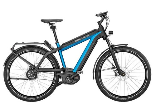 Riese & Müller Electric Bikes Supercharger GH Vario