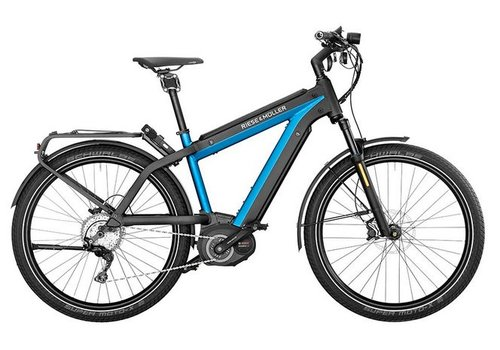 Riese & Müller Electric Bikes Supercharger GT Touring HS