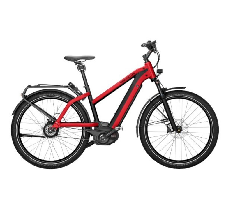 Charger Mixte GT Vario HS