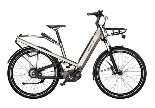 Riese & Müller Electric Bikes Culture GT Vario (2019)