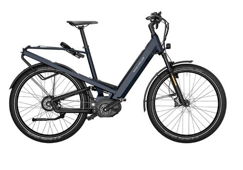 Riese & Müller Electric Bikes Homage GT Vario HS