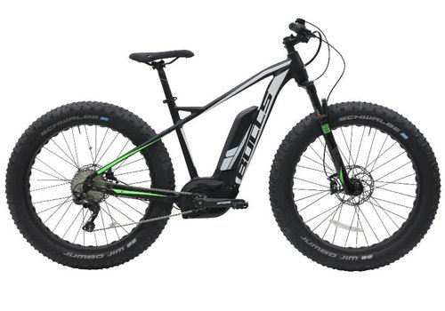 BULLS Monster E S Electric Fat Tire Bike