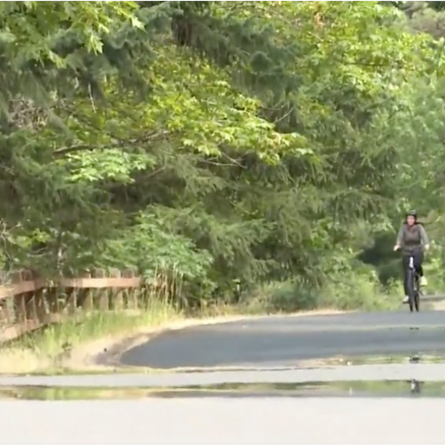 E-Biking In The Columbia Gorge