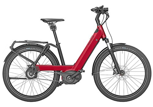 Riese & Müller Electric Bikes Nevo GT Rohloff HS