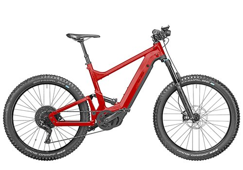 Riese & Müller Electric Bikes Delite Mountain Touring