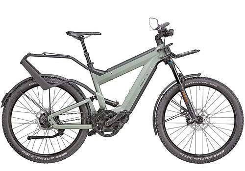 Riese & Müller Electric Bikes Superdelite GT Rohloff HS