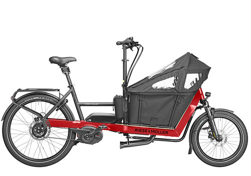 Riese & Müller Electric Bikes Packster 40 Vario HS