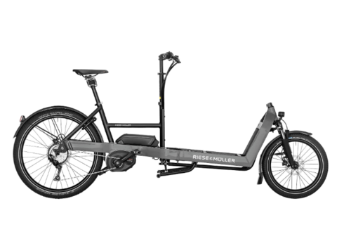 Riese & Müller Electric Bikes Packster 60 Vario