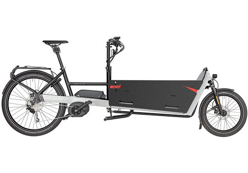 Riese & Müller Electric Bikes Packster 80 Touring HS