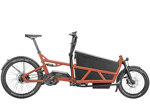 Riese & Müller Electric Bikes Load 60 Vario HS