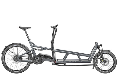 Riese & Müller Electric Bikes Load 75 Vario HS