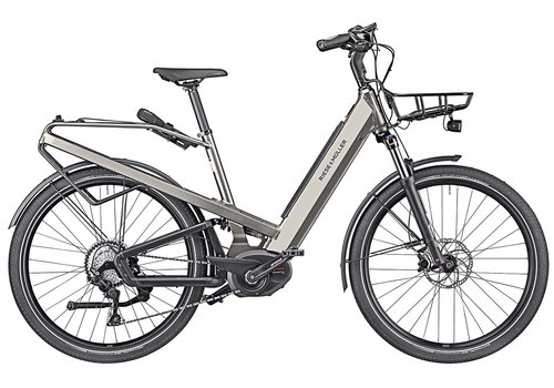 Riese & Müller Electric Bikes Culture GT Vario