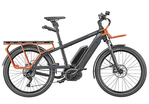Riese & Müller Electric Bikes Multicharger GT Vario HS