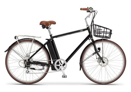 Blix Bicycles Aveny High Step Electric Bike