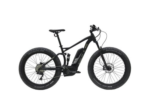 BULLS Monster E FS Electric Fat Tire Bike