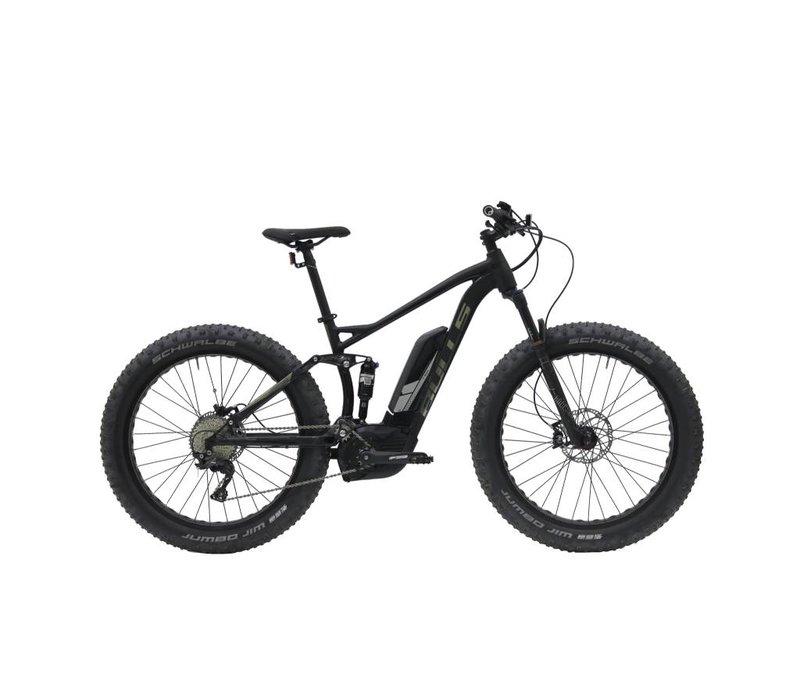 Electric Fat Bike >> Bulls Monster E Fs Electric Fat Tire Bike