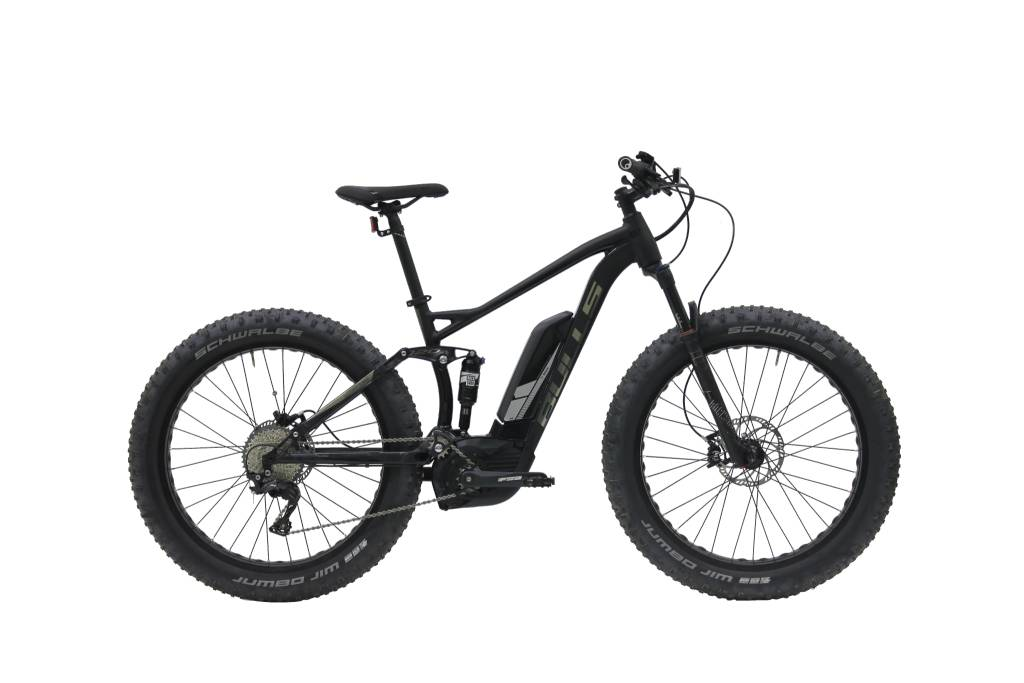 Electric Fat Bike >> Bulls Monster E Fs Electric Fat Tire Bike Oregon E Bikes