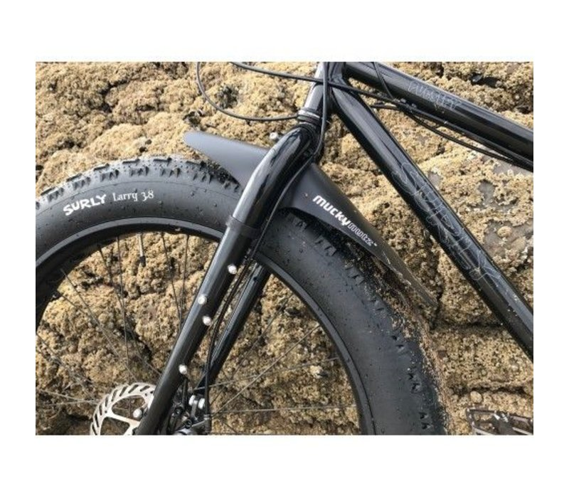 Mucky Nutz Fat Face Fender XL: Black