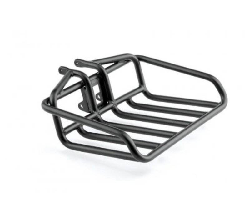 Utility Front Tray Black