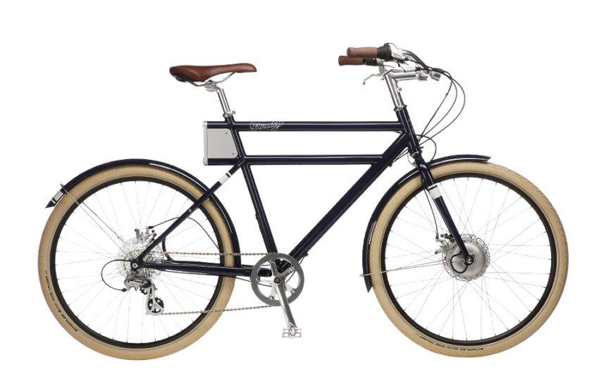 Electric Bicycle For Sale >> Faraday Porteur Electric Bike