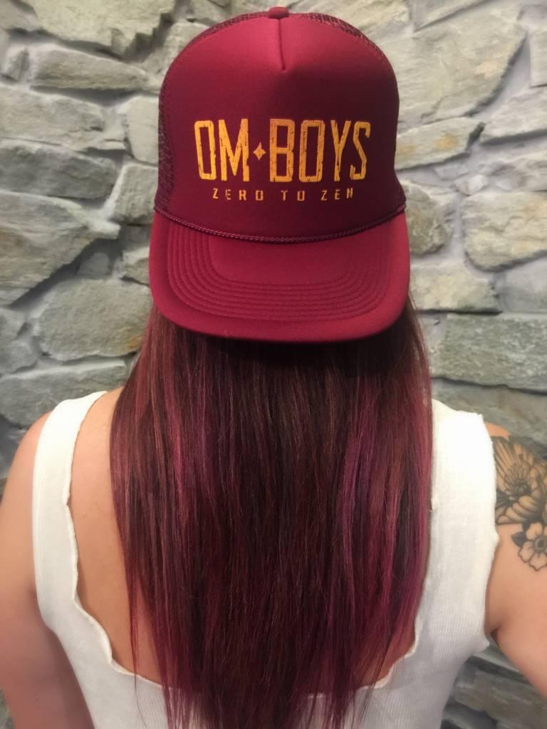 Mens - Om Boys - Trucker Hats - Zero/Om Boys