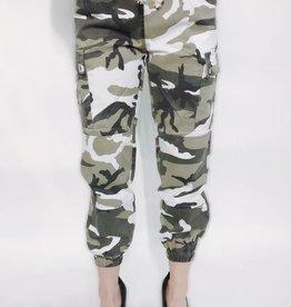 DA77- Vintage Shop - Camo Pants
