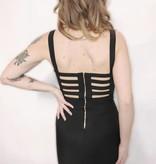 DA72 - Trac - Cage Front Dress