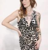 DA71 - Trac - Leopard Dress