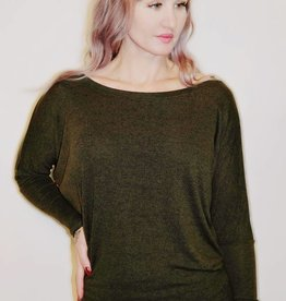 DA45 - Natural Life - Dolman Sleeve Top