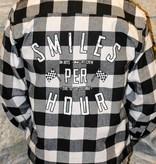 Mens - Om Boys - L/S Plaid Shirts - Smiles Per Hour