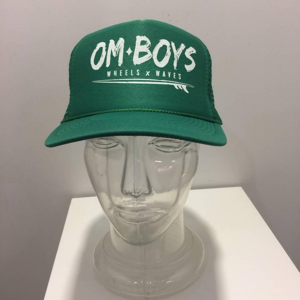 Mens - Om Boys - Trucker Hats - Wheels & Waves