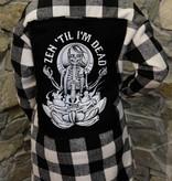 Womens - Om Boys - Plaid Jacket - Skeletom