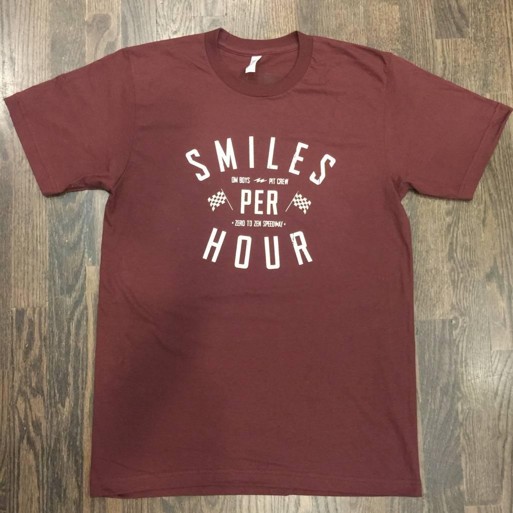 Mens - Om Boys - Truffle S/S T-Shirts - Smiles Per Hour