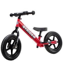 Strider Sport Balance Bike - Red