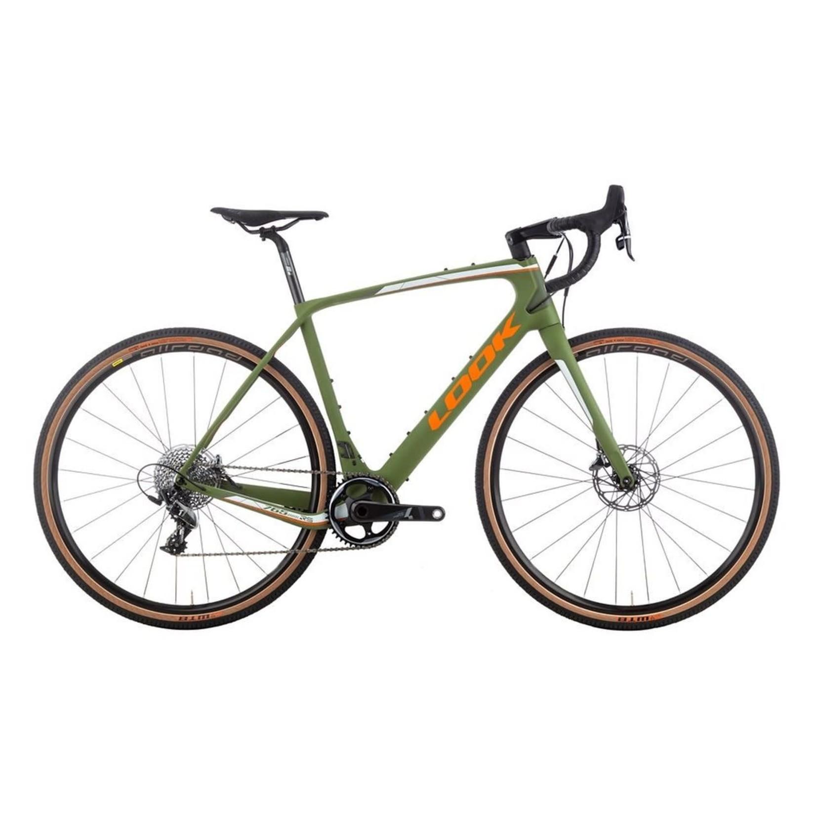 Look LOOK 765 Gravel RS Force 1X Bike XS