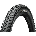 Continental Continental Cross King 29 x 2.3 Fold ProTection+ Tire: Black Chili