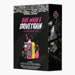 Muc-Off Muc-Off Bike Care Kit: Wash and Drivetrain Essentials