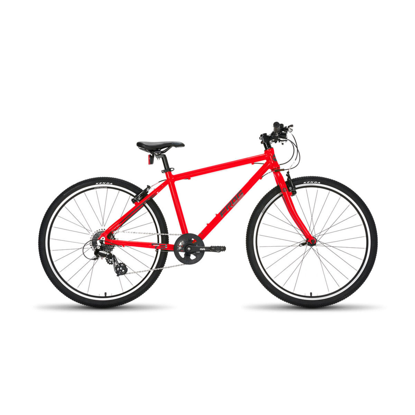 Frog Bikes 73 - Neon Red