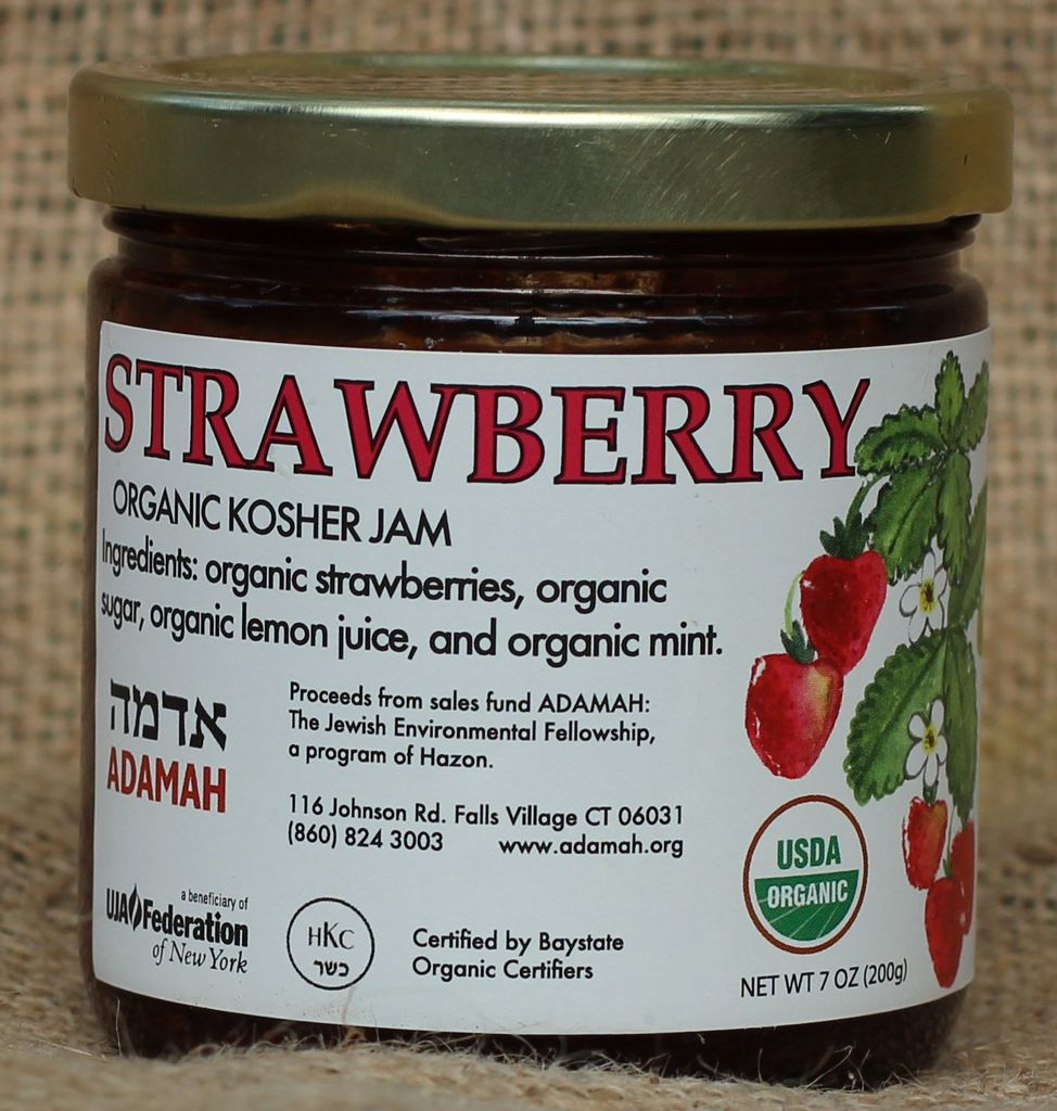 ADAMAH Adamah Strawberry Jam