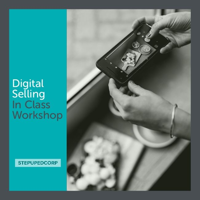 Digital Marketing In Classroom Certified Digital & Social Selling Professional