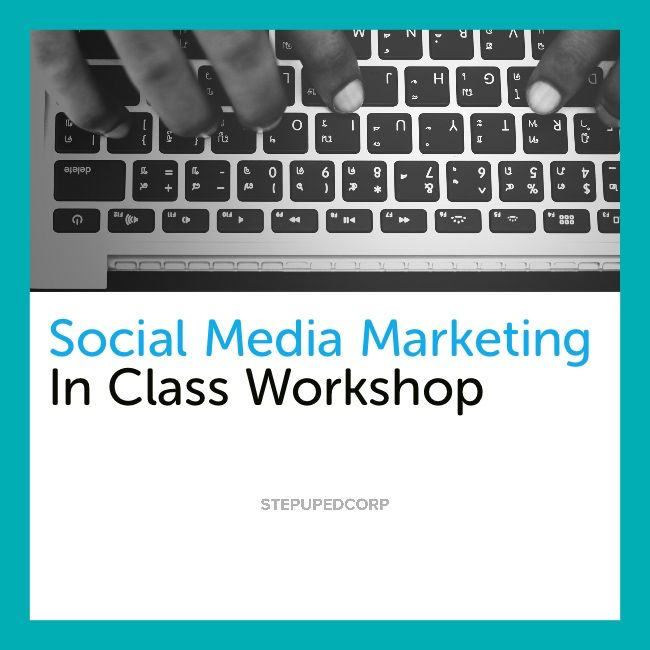 Digital Marketing In Classroom Certified Digital Marketing Specialist - Social