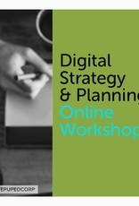 Digital Marketing Strategy & Planning Certificate Online