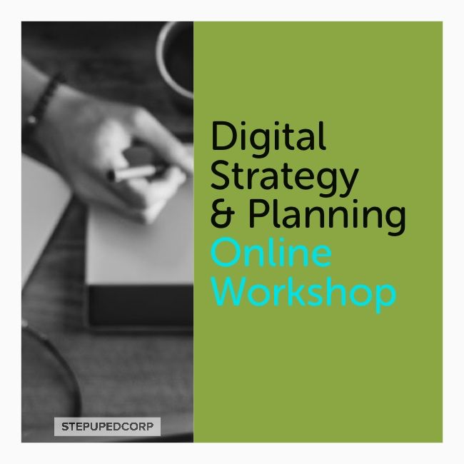 Digital Marketing Strategy & Planning Certificate Online